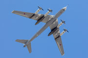 RF-94122/20 - Russia - Air Force Tupolev Tu-95MS aircraft
