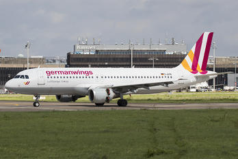 D-AIPW - Germanwings Airbus A320