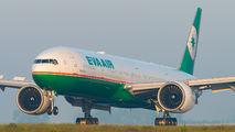 B-16706 - Eva Air Boeing 777-300ER aircraft