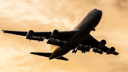 N453PA - Polar Air Cargo Boeing 747-400F, ERF