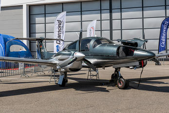 D-ICAR - Private Diamond DA62