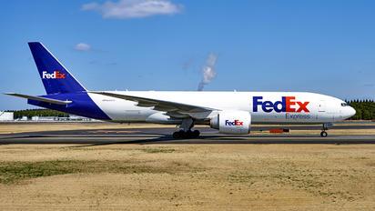 N888FD - FedEx Federal Express Boeing 777F