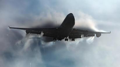 D-ABVZ - Lufthansa Boeing 747-400