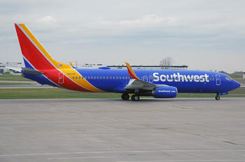 N8514F - Southwest Airlines Boeing 737-800