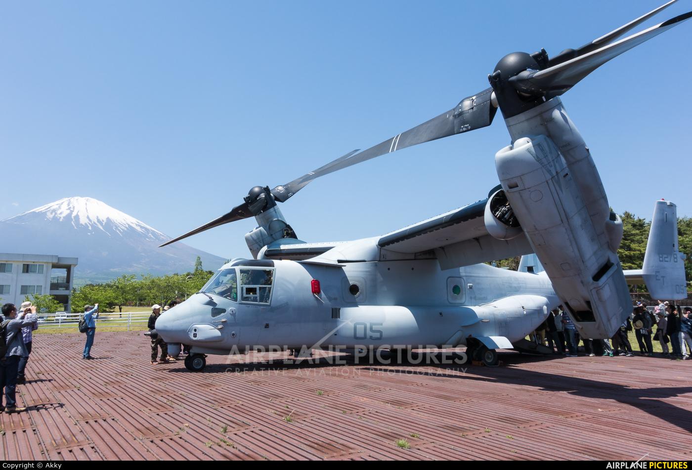 USA - Marine Corps 168278 aircraft at Off Airport - Japan