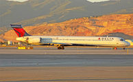 N965DN - Delta Air Lines McDonnell Douglas MD-90 aircraft