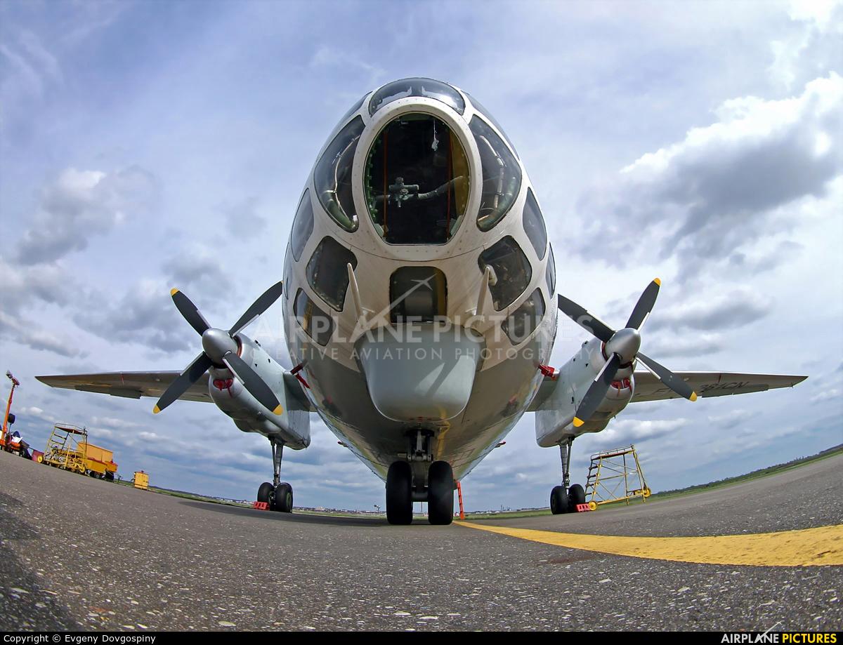 Grodno Aviakompania EW-281CN aircraft at Hrodna