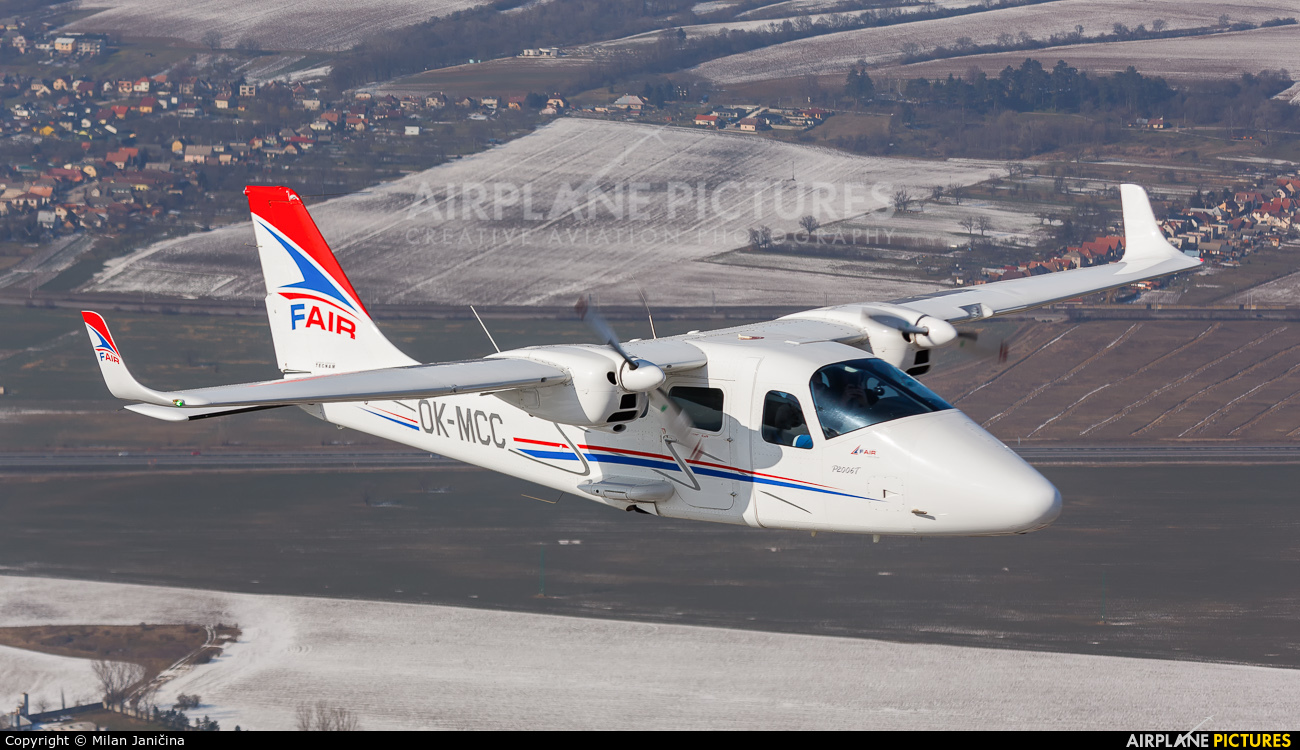 F-Air OK-MCC aircraft at In Flight - Slovakia