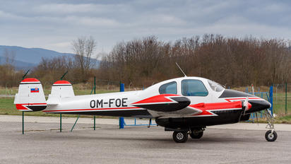 OM-FOE - Private LET L-200 Morava