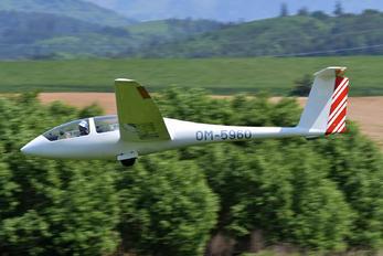 OM-5960 - Aeroklub Partizánske Grob G103 Twin Astir