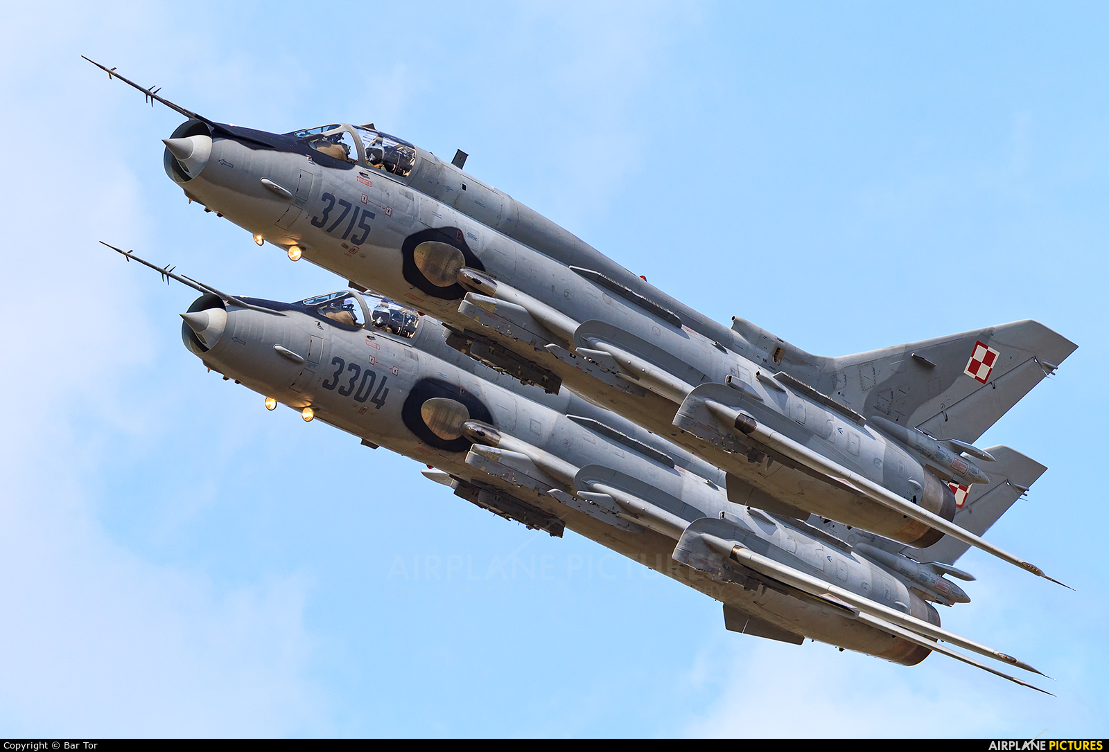 Poland - Air Force 3715 aircraft at Radom - Sadków