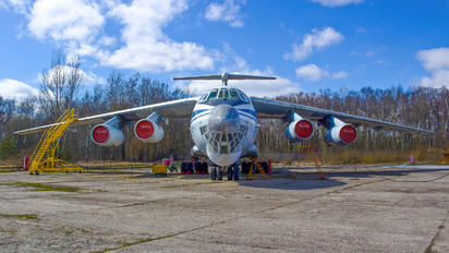 RA-76460 - Aeroflot Ilyushin Il-76 (all models)