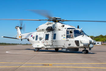 N-258 - Netherlands - Navy NH Industries NH90 NFH