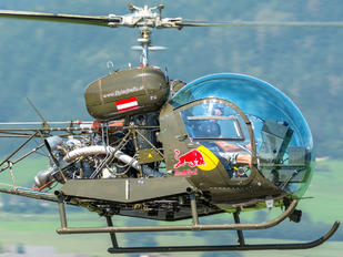 OE-XDM - Red Bull Bell 47