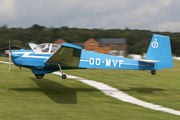 OO-MVF - Private Scheibe-Flugzeugbau SF-25 Falke aircraft