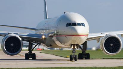 A6-ETI - Etihad Airways Boeing 777-300ER