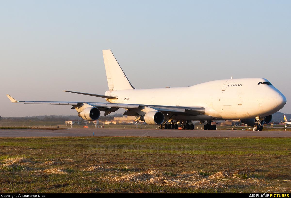 Aerotrans Cargo ER-BAM aircraft at Porto