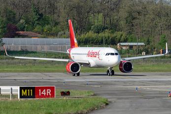 F-WWBQ - Avianca Airbus A320