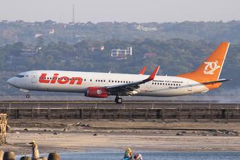 PK-LJZ - Lion Airlines Boeing 737-900ER