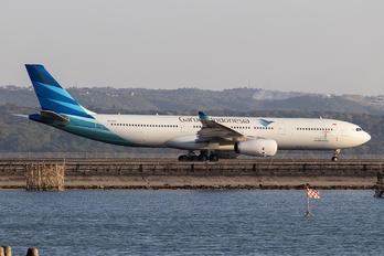 PK-GPX - Garuda Indonesia Airbus A330-300