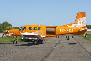 ZK-KEJ - Aeroklub Gdański Pacific Aerospace 750XL