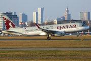 A7-AHR - Qatar Airways Airbus A320 aircraft