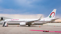 Morocco Government Boeing 737 BBJ at Toronto Pearson title=