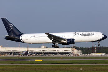 I-BPAD - Blue Panorama Airlines Boeing 767-300ER