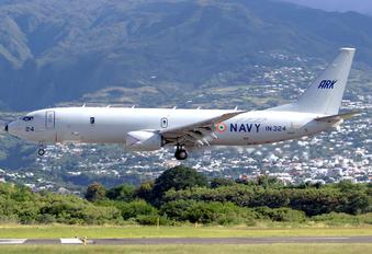 IN324 - India - Navy Boeing P-8I Neptune