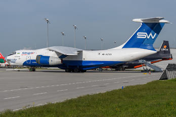 4K-AZ101 - Silk Way Airlines Ilyushin Il-76 (all models)