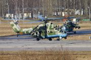 RF-13027 - Russia - Air Force Mil Mi-35 aircraft