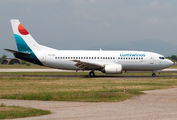 First visit of Lumiwings B737 to Verona title=