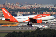 HB-JYC - easyJet Switzerland Airbus A319 aircraft