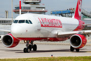 OE-LOC - LaudaMotion Airbus A320 aircraft