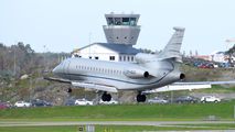 OY-OLD - Private Dassault Falcon 8X aircraft