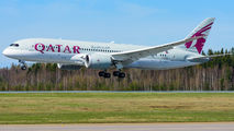 A7-BCX - Qatar Airways Boeing 787-8 Dreamliner aircraft