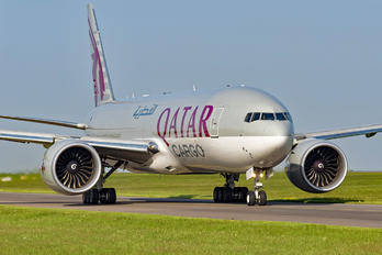 A7-BFI - Qatar Airways Cargo Boeing 777F