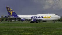 N465MC - Atlas Air Boeing 747-400 aircraft