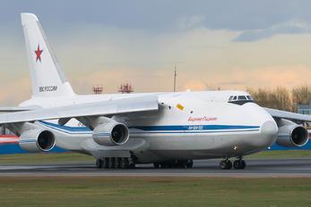 RF-82032 - Russia - Air Force Antonov An-124