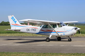 OK-FKD - DSA - Delta System Air Cessna 172 Skyhawk (all models except RG)