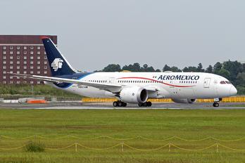 N967AM - Aeromexico Boeing 787-8 Dreamliner