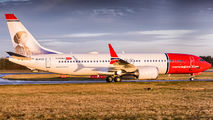 EI-FYF - Norwegian Air International Boeing 737-8 MAX aircraft