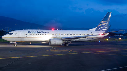 HP-1522CMP - Copa Airlines Boeing 737-800