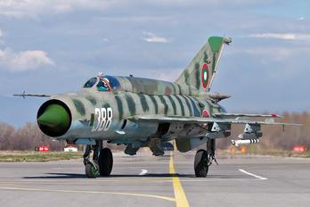 388 - Bulgaria - Air Force Mikoyan-Gurevich MiG-21bis
