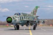 388 - Bulgaria - Air Force Mikoyan-Gurevich MiG-21bis aircraft
