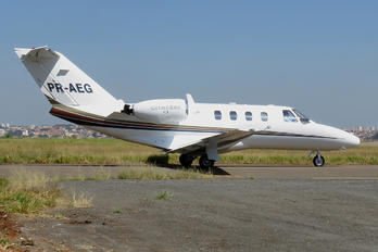 PR-AEG - Private Cessna 525 CitationJet