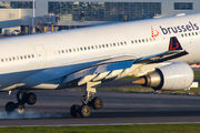 OO-SFM - Brussels Airlines Airbus A330-300 aircraft