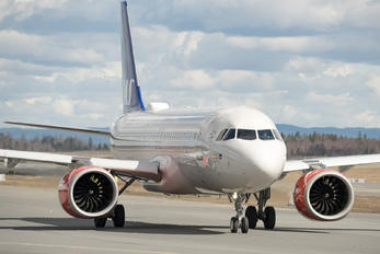 SE-ROD - SAS - Scandinavian Airlines Airbus A320 NEO