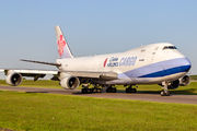 B-18707 - China Airlines Cargo Boeing 747-400F, ERF aircraft