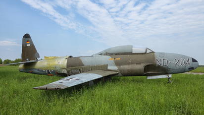 ND-204 - Germany - Air Force Lockheed T-33A Shooting Star